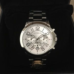 Ladies Epoch Chronograph Watch
